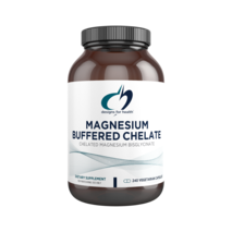 Magnesium Buffered Chelate 240 capsules